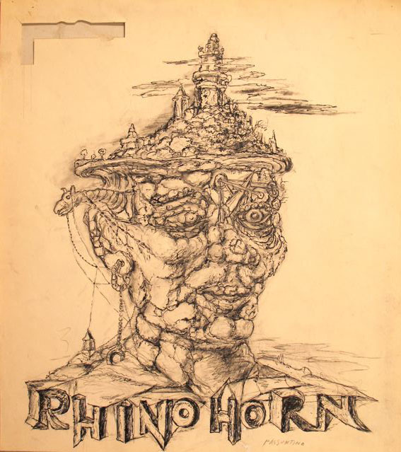 passuntinorhinohorn