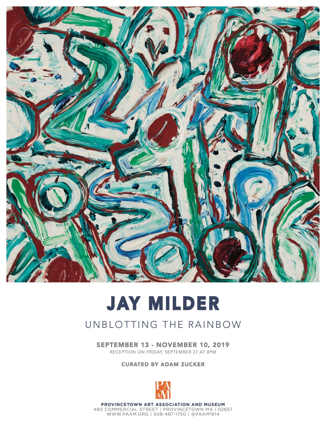 Press Kit, Jay Milder at PAAM, 9.2019 copy